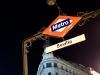 Metro-Haltestelle Sevilla